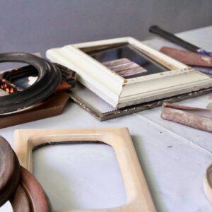 Single piece - Framed photo